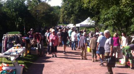 Bürgerpark-Flohmarkt + Familienfest
