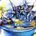Kulinarische Vereinigung zur Europawahl