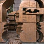 """Kunst im öffentlichen Raum: """"Kommunikation"""" von Helmut Lander"""