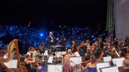 32. Gartenkonzert der Philharmonie Merck