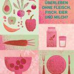 """Selbstversuch im """"Veganuary"""" – Überleben ohne Fleisch, Fisch, Eier und Milch?"""