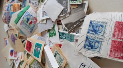 Briefe und Postkarten schreiben