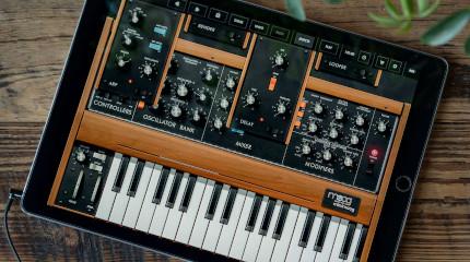 Synthesizer für die Hosentasche