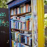 Bücherschränke: Stöbern, leihen, tauschen, weitergeben!