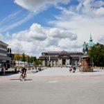 Ein Nicht-Ort? Der Friedensplatz wurde neu gestaltet. Ein Kommentar.