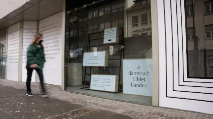 Fenster zur Darmstädter Kultur