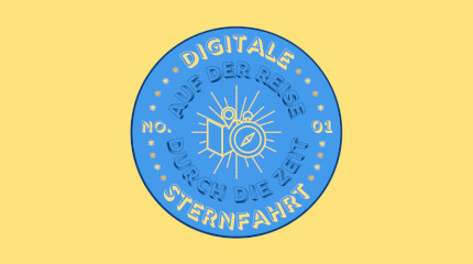 Digitale Sternfahrt