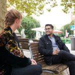 Awais Butt aus Pakistan: Honeymoon-Phase nach dem Kulturschock
