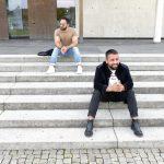 Mohammad und Shukur: Safe für sechs Monate