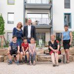 Genossenschaftliches Wohnen bei Wohnsinn Bessungen